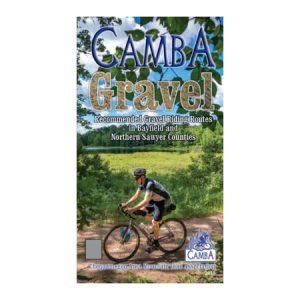 photo of CAMBA Gravel map