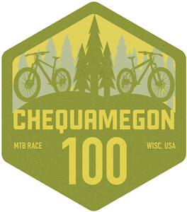 Chequamegon 100 Logo